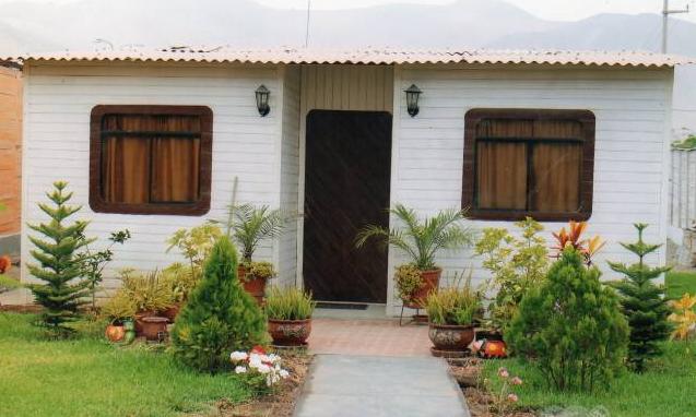 Casa lurín prefabricado
