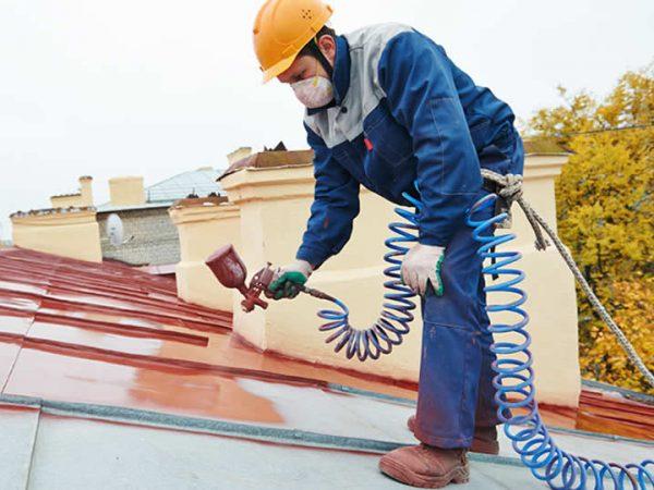Pintado de techo