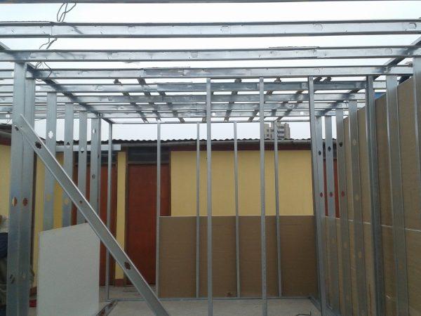 Drywall habitación
